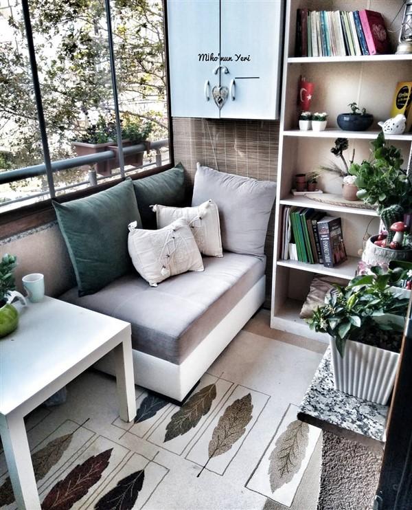 27 Comfy Balcony Ideas for Small Apartment - Unique ...