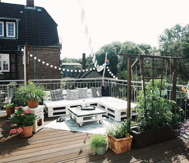 51 Magnificent Rooftop Terrace Ideas