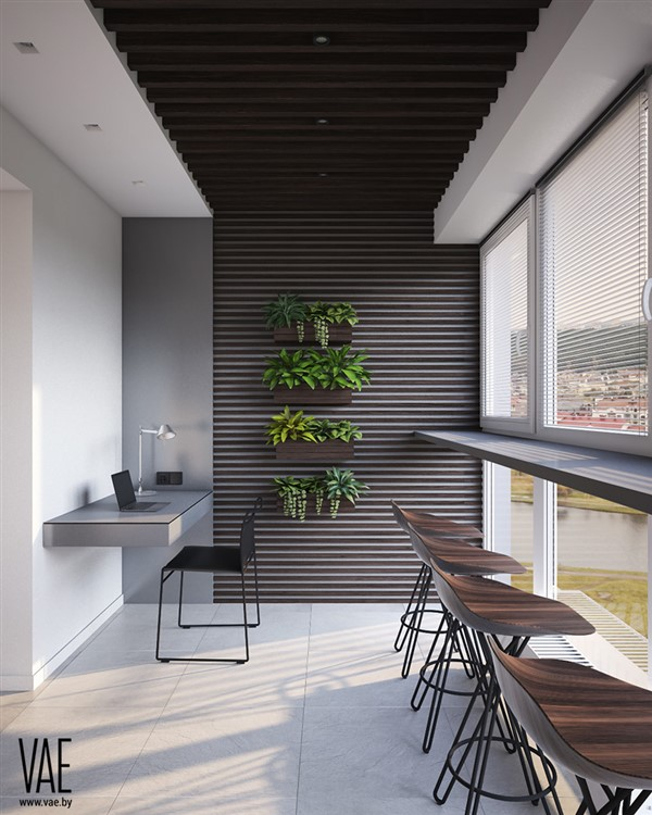 Minimalist Balcony Ideas A New Trend
