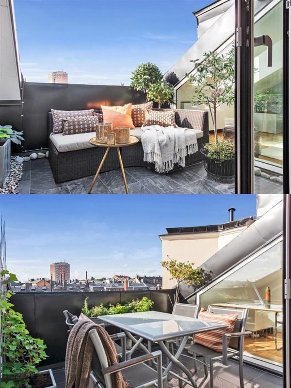 Rooftop Terrace Ideas For Apartments Balcony Decoration Eco Friendly Garden Ideas