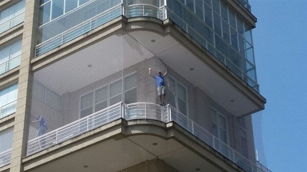 Balcony Safety Netting: Protective Equipments For Balconies