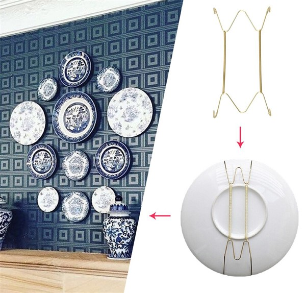 Hanging Plates On The Wall 10 Practical Tips Balcony Decoration Eco Friendly Garden Ideas