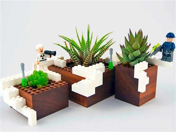 Lego Planter: Simple & Child-Friendly DIY Ideas