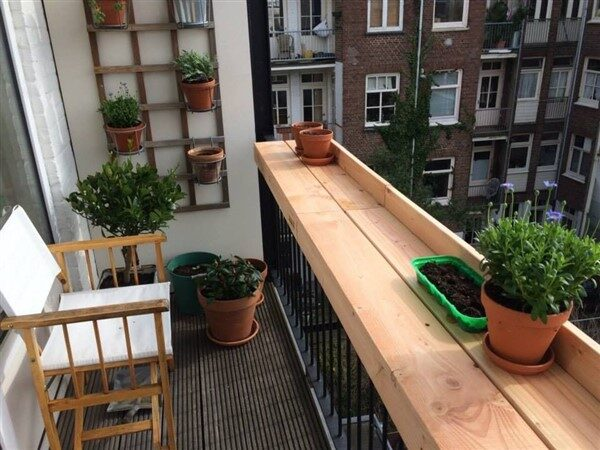 Small Balcony Ideas: Along with 9 Brilliant Ideas