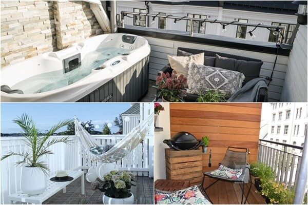 Balcony Resting Ideas: Relaxing Places