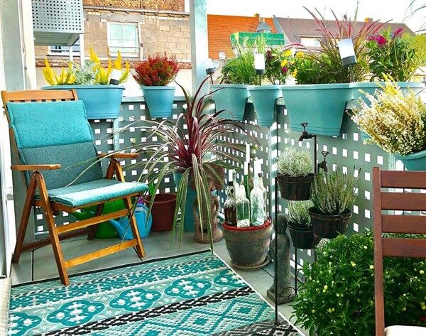 Balcony Rug Ideas That Will Amaze Your Outdoor Floors